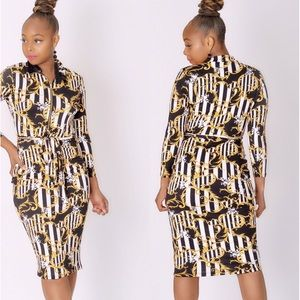 Dresses & Skirts - Donatella Midi Dress